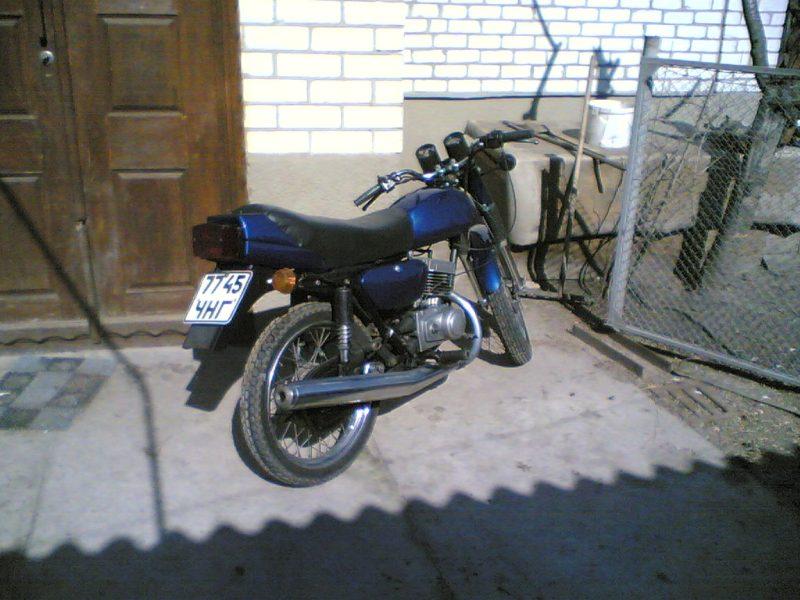 Мотоциклы минск случайное фото